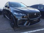 Jaguar F-PACE 5.0 Supercharged V8 SVR AWD Automatic 5 door Estate available from Jaguar Woodford thumbnail image
